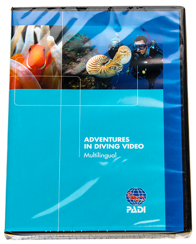 PADI Advanced Open Water Diver DVD