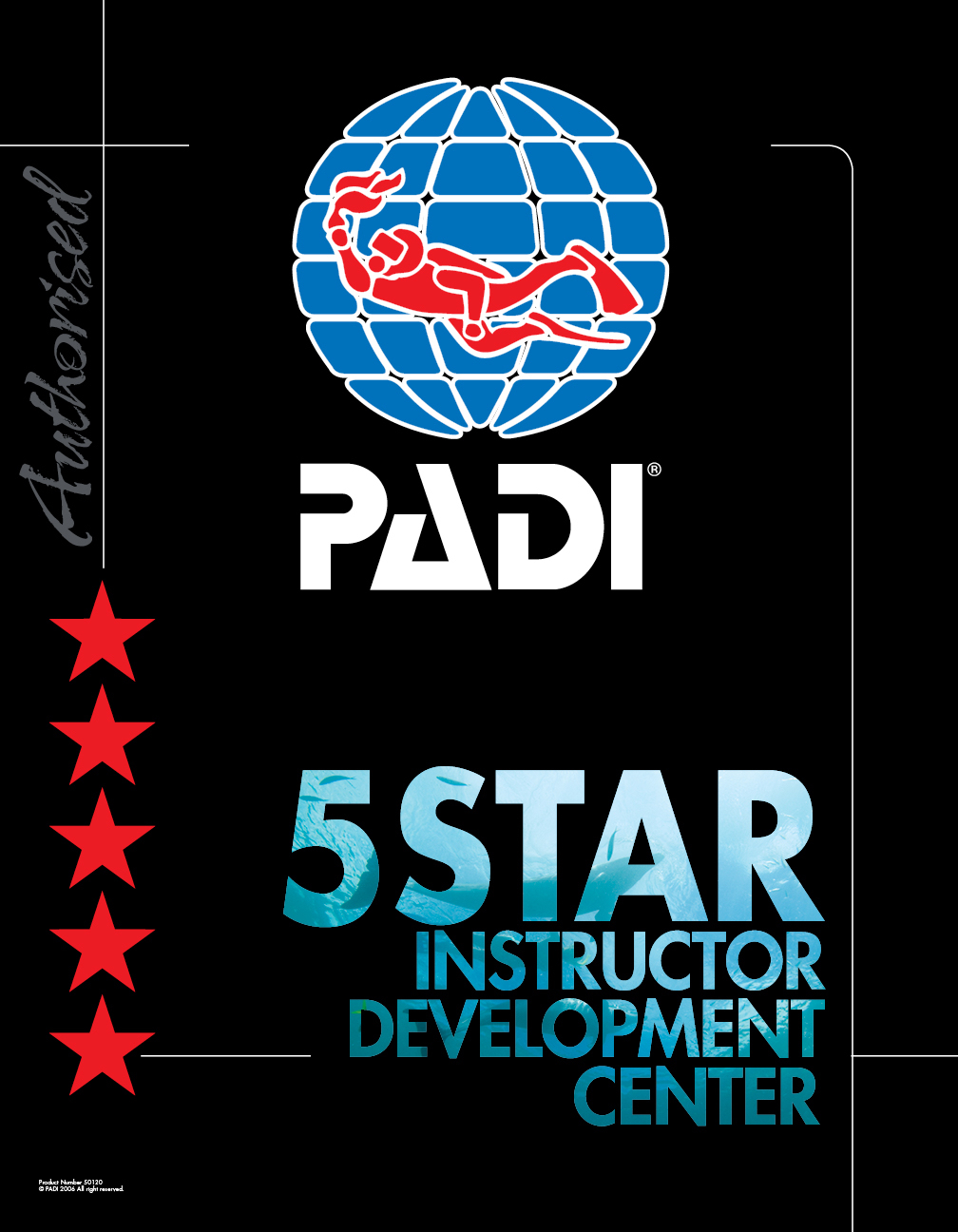 PADI 5 Star Instructor Development Center Oberpfalz
